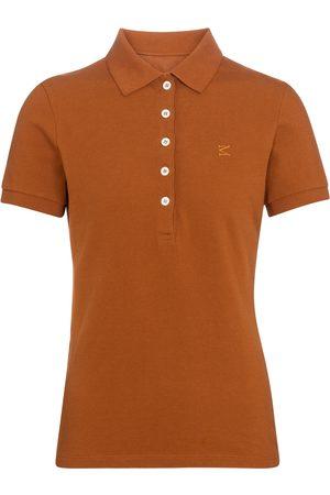 Maison Margiela Naiset Pikee - Cotton piqué polo shirt