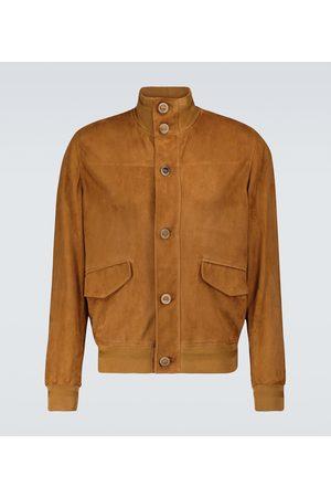 GABRIELA HEARST Leroy suede blouson jacket