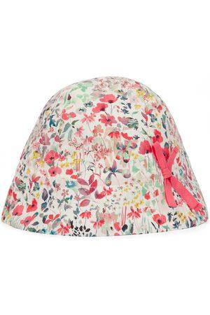 BONPOINT Hatut - Baby Grigri floral cotton hat