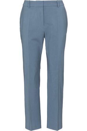 Joseph Naiset Kapeat - Tape slim cropped wool-blend pants