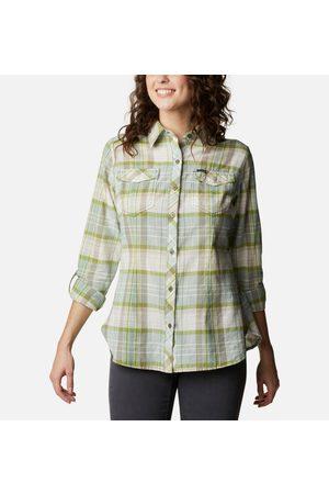 Columbia Naiset Paitapuserot - Women's Camp Henry II Shirt M