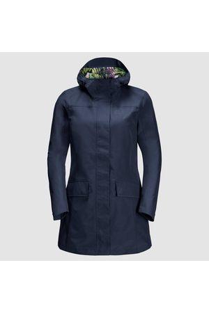 Jack Wolfskin Naiset Päällystakit - Cape York Paradise Coat W S