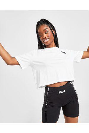 Fila Core Logo Crop T-Shirt - Only at JD - Womens
