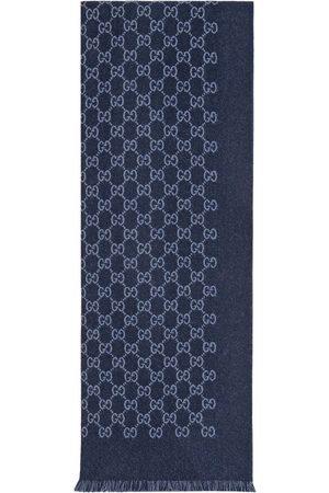 Gucci Miehet Huivit - GG jacquard wool scarf