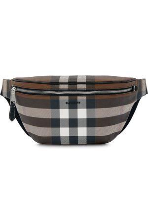 Burberry Miehet Vyölaukut - Check pattern belt bag