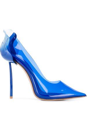 LE SILLA Flower 90mm heel pumps