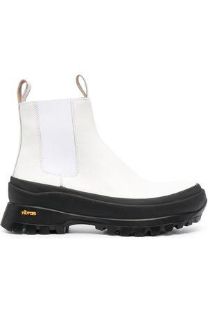 Jil Sander Naiset Nilkkurit - Vibram sole Chelsea boots