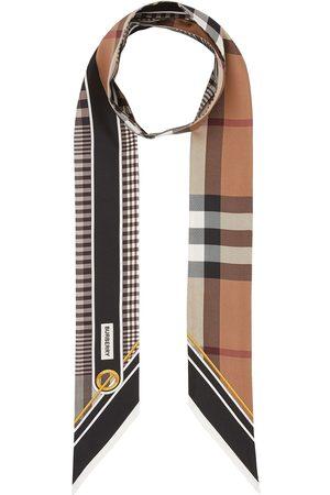 Burberry Vintage Check foulard scarf