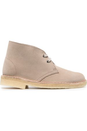 Clarks Naiset Nilkkurit - Leather ankle boots