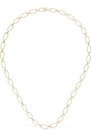 Eera Reine 18kt & Diamond Chain Necklace