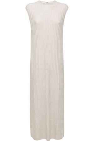 Loulou Studio Naiset Neulemekot - Andrott Wool & Cashmere Knit Long Dress