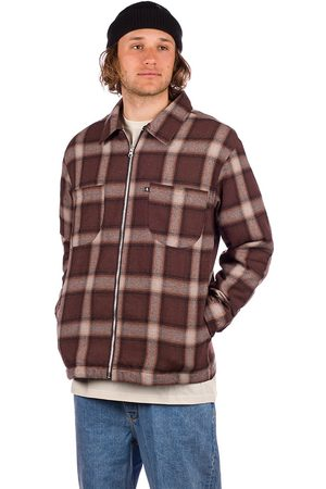 Pass-Port Quilted Zip-Up Flannel Jacket