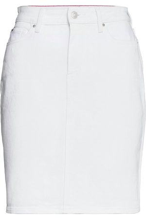 Tommy Hilfiger Rome Hw Clr Short Skirt Lyhyt Hame