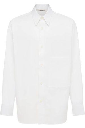 VALENTINO Oversize Cotton Shirt