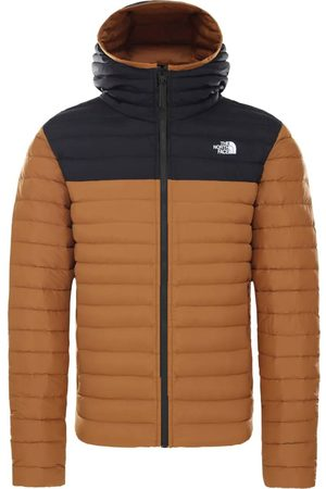 The North Face Miehet Hupparit - Stretch Down Hoodie S