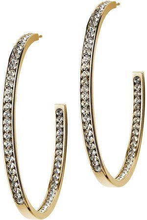 Edblad Andorra Earrings Large Gold Accessories Jewellery Earrings Hoops Kulta