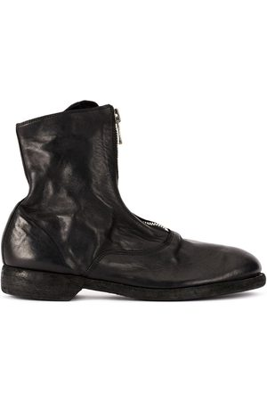 GUIDI Naiset Nilkkurit - Soft zip front ankle boots