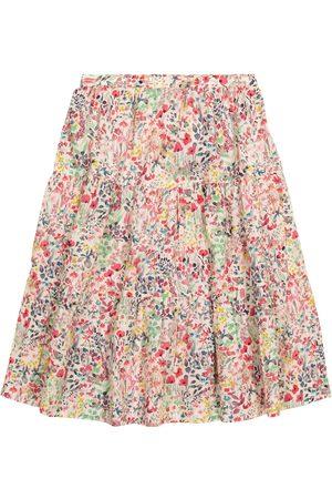 BONPOINT Lise Liberty-print cotton skirt