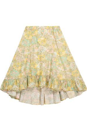 BONPOINT Tytöt Printtihameet - Nala Liberty-print cotton skirt