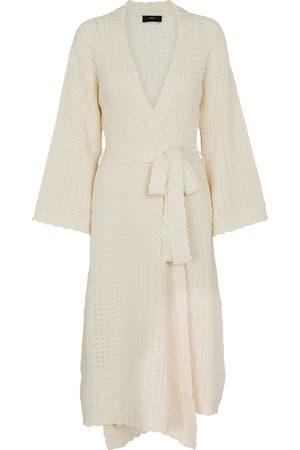 Alanui Belted crochet cotton dress