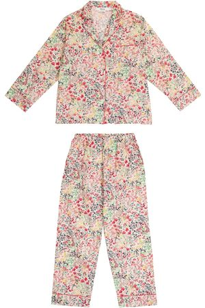 BONPOINT Dormeur Liberty floral cotton pajamas