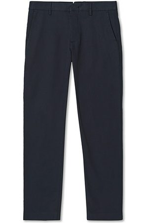 NN.07 Theo Regular Fit Stretch Chinos Navy