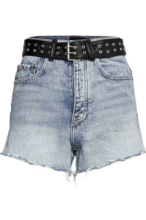 The Kooples Short Shorts Denim Shorts