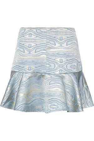 MAUD Moire Skirt Lyhyt Hame