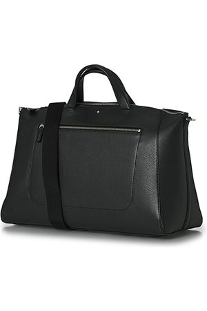 Mont Blanc MST Soft Grain Small Duffle Black