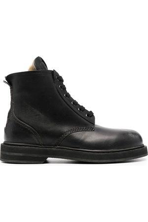 Golden Goose Naiset Nauhalliset saappaat - Leather lace-up boots