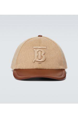 Burberry Abzoy baseball cap