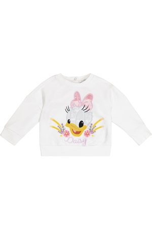 MONNALISA X Disney® Baby stretch-cotton sweatshirt