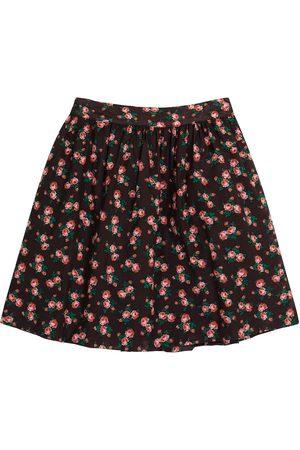Caramel Tytöt Hameet - Flounder floral cotton skirt