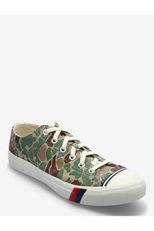 Pro Keds Miehet Tennarit - Royal Pro Lo Washed Camo Canvas Matalavartiset Sneakerit Tennarit /Kuvioitu