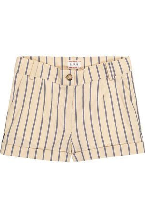 Morley Frosty Amos striped cotton shorts