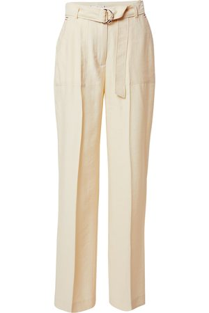 Tommy Hilfiger Suorat housut ' X ABOUT YOU WL BELTED PANT