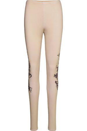 Soulland Ying Leggings Leggingsit Vaaleanpunainen