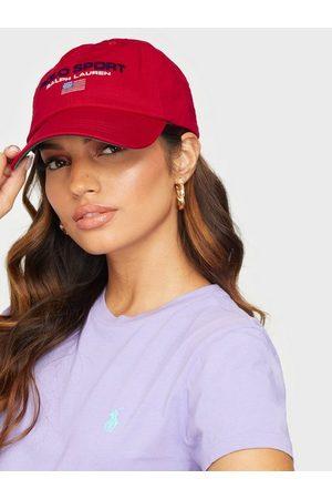 Polo Ralph Lauren Naiset Hatut - Cls Sprt Cap-Hat Red