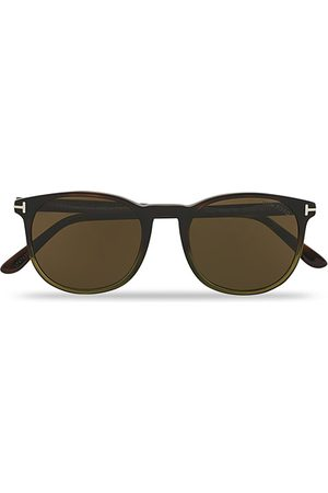 Tom Ford Ansel Sunglasses Havana/Roviex