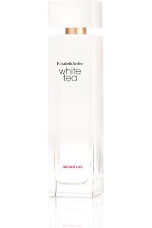 Elizabeth Arden Naiset Hajuvedet - White Tea Gingerlily Eau De Toilette Hajuvesi Eau De Toilette Valkoinen