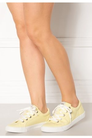 ONLY Sunny Canvas Sneaker Yellow Pear 39