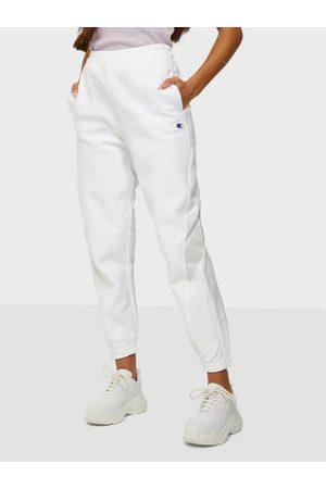 Champion Naiset Collegehousut - Elastic Cuff Pants