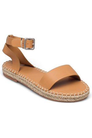 Abercrombie & Fitch Anf Womens Accessories Matalat Sandaalit Espadrillot