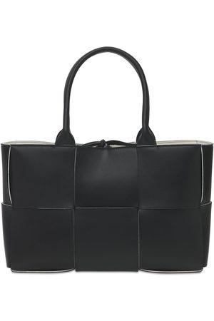 Bottega Veneta Intreccio Nappa Leather Tote Bag