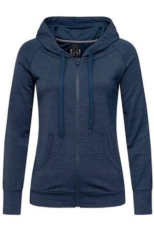 Supernatural Naiset Collegepaidat - W Essential Zip Hoodie XS