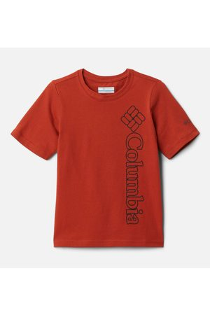 Columbia Lapset T-paidat - Youth Happy Hills Graphic T-Shirt S
