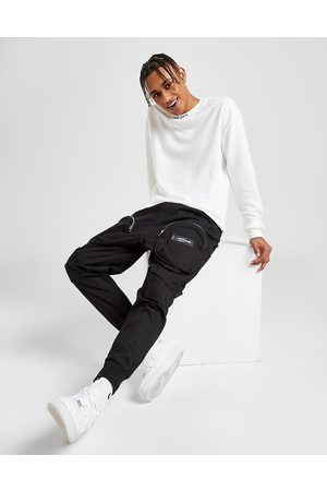 Sixth June Miehet Reisitaskuhousut - Cargo Track Pants - Mens