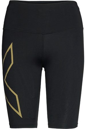 2XU Naiset Shortsit - Light Speed Mid-Rise Compress Shorts Sport Shorts