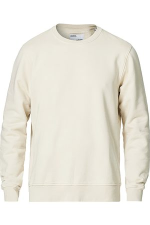 Colorful Standard Classic Organic Crew Neck Sweat Ivorry White