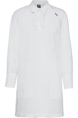 G-Star V-Neck Tunic Dress L\S Polvipituinen Mekko